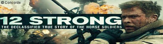 Operation: 12 Strong - Ab Juli auf DVD und Blu-ray