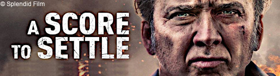 A Score to Settle - Ab Oktober auf DVD und Blu-ray
