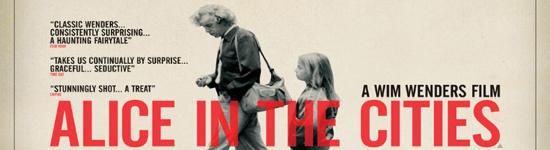 Wim Wenders - die frühen Jahre: Alice in den Städten