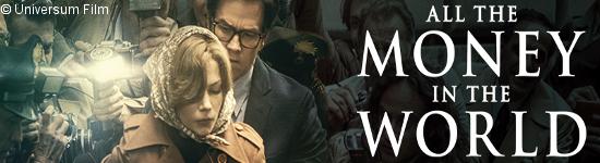 Alles Geld der Welt - Ab Juli auf DVD und Blu-ray