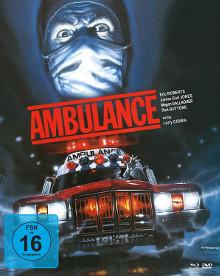 Mediabook Kritik: Ambulance