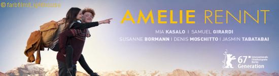 BD Kritik: Amelie rennt