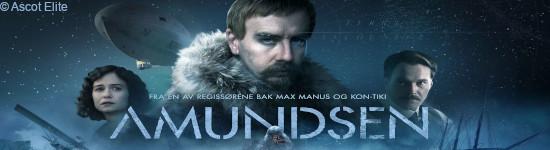Gewinnspiel: Amundsen - Wettlauf zum Südpol