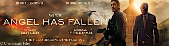 Angel Has Fallen - Ab Januar auf DVD und Blu-ray