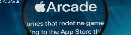 Das Gaming-Abo Apple Arcade: Hauptsächlich für eingefleischte Fans des Apfels attraktiv