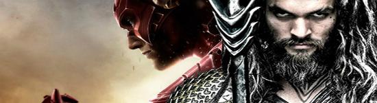 NEWS: Aquaman & The Flash werden keine Herkunfts-Geschichte erzählen