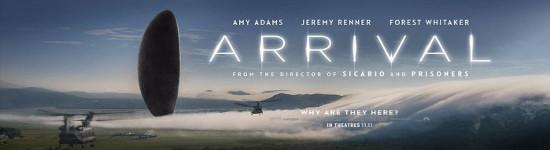 Arrival - Ab Mai auf DVD und Blu-ray