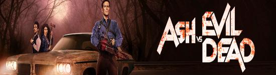 Ash vs. Evil Dead - Ab Oktober auf DVD und Blu-ray
