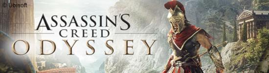 Assassin's Creed: Odyssey - Medusa Edition vorgestellt