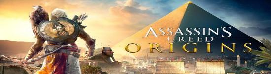Assassin's Creed: Origin - Zweite Prüfung spielbar