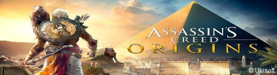 Assassin's Creed: Origin - Neue Details