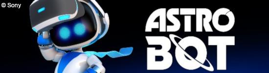 Astro Bot Rescue Mission - Ab Oktober für PS VR