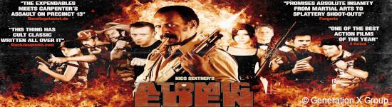 Mediabook Kritik: Atomic Eden