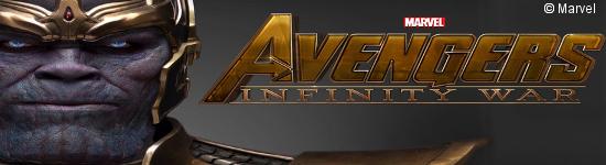 Avengers: Infinity War - Bonusmaterial bekannt