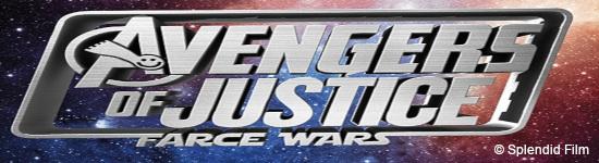 Avengers of Justice: Farce Wars - Ab Juli im Handel