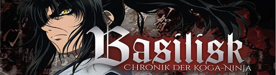 Basilisk - Gesamtausgabe