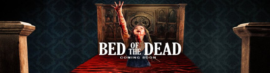 Bed of the Dead - Ab Februar auf DVD und Blu-ray