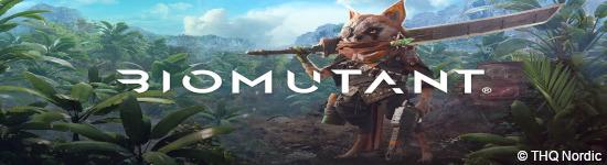 Biomutant - Gameplay Trailer