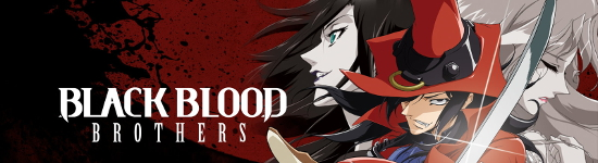 Black Blood Brothers - Gesamtausgabe