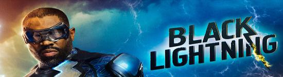 Black Lightning - Trailer #2