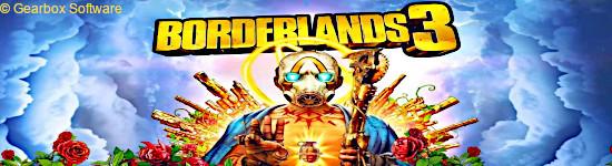 Borderlands 3 - Gratis Wochenende