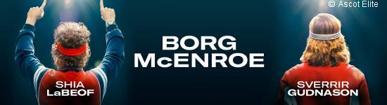 BD Kritik: Borg/McEnroe