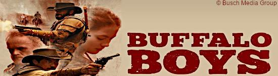 Gewinnspiel: Buffalo Boys