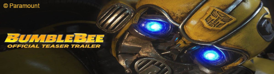Bumblebee - Trailer #1