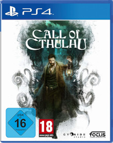 PS4 Kritik: Call Of Cthulhu