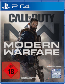 PS4 Kritik: Call of Duty - Modern Warfare