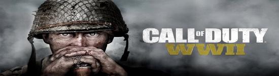 Call of Duty: WWII - Bei Amazon mit Officer Muddy Guy Figur für PS4, Xbox One und PC
