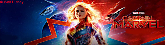 Captain Marvel - Ab Juli im Handel