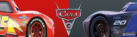 BD Kritik: Cars 3 - Evolution