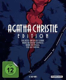 BD Kritik: Agatha Christie Edition