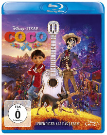 BD Kritik: Coco - Lebendiger als das Leben!