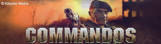 Commandos - Spieleserie kehrt zurück