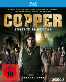 Copper – Staffel 2