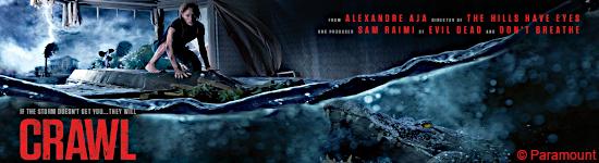 Crawl - Ab Dezember auf DVD und Blu-ray