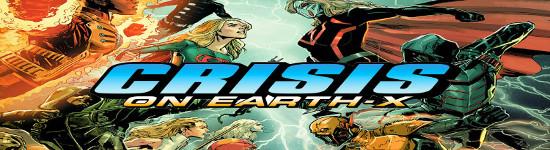 Crisis on Earth X - Trailer #1