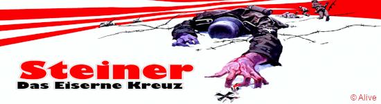 Steiner: Das Eiserne Kreuz - Demnächst im Mediabook
