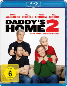 BD Kritik: Daddy's Home 2
