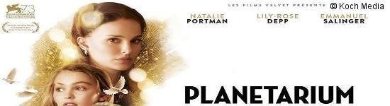 Planetarium - Ab Mai auf DVD und Blu-ray