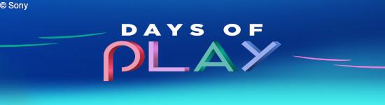Days of Play - Angebote bekannt