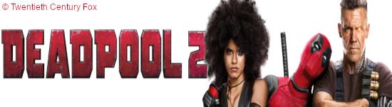 Deadpool 2 - Details zum Mediabook veröffentlicht