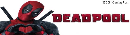 Deadpool - Ab April im Mediabook und Hartbox