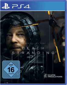 PS4 Kritik: Death Stranding - Deluxe Edition