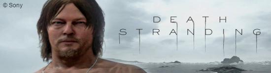 Death Stranding - Heartman Character Trailer