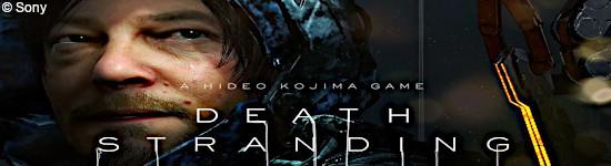 Death Stranding - Details zur PS4 Pro Limited Edition