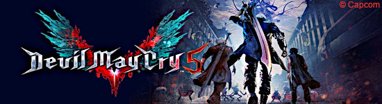 PS4 Kritik: Devil May Cry 5