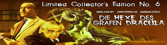 Die Hexe des Grafen Dracula - Ab Juni auf Blu-ray